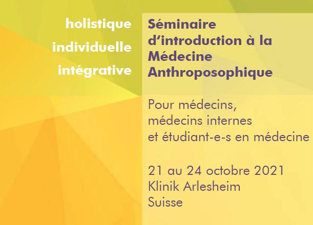 Einführungsseminar Antroposophische Medizin Arlesheim Klinik